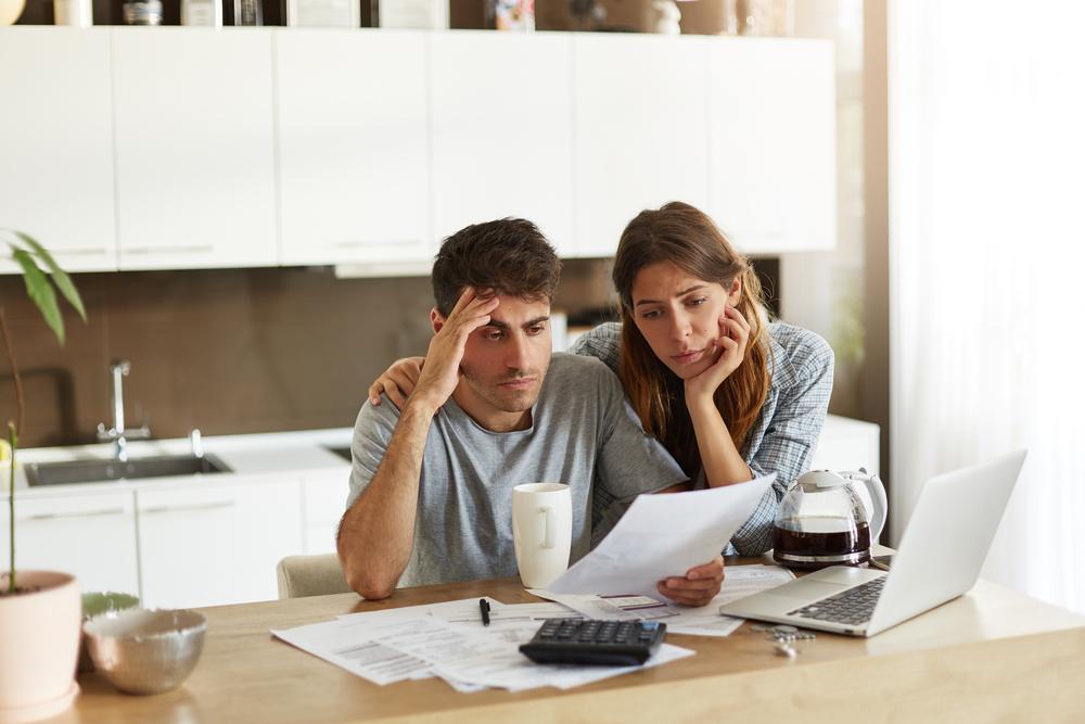 Finančné problémy