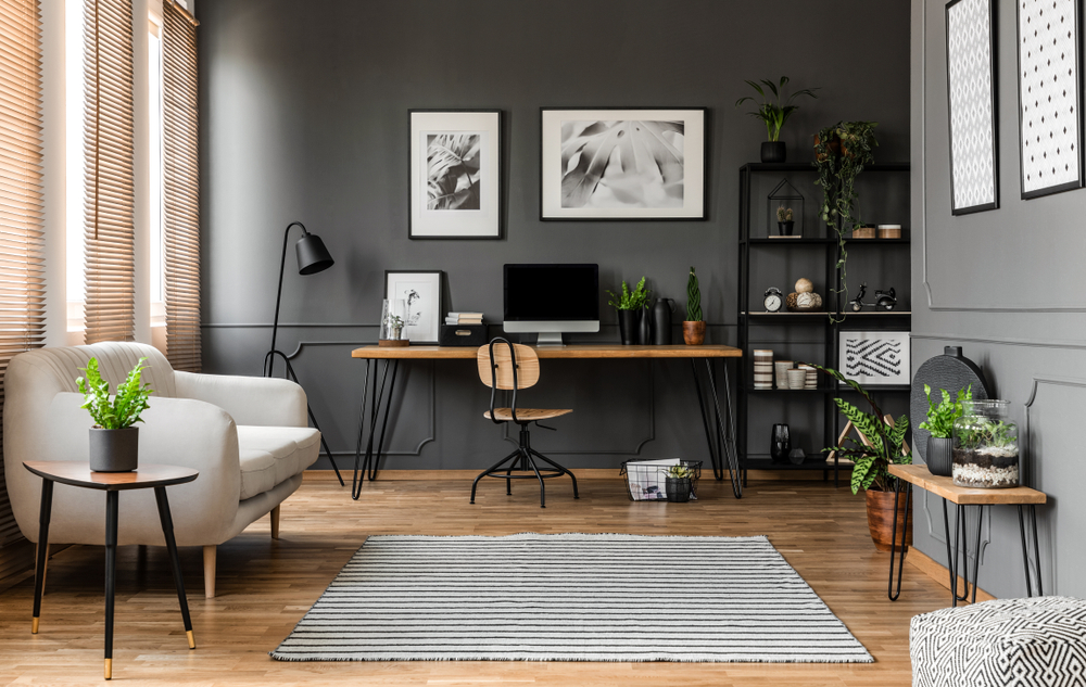 Zariadenie domácej kancelárie